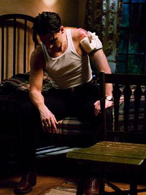 "Johnny Depp as John Dillinger ""Public Enemies"""
