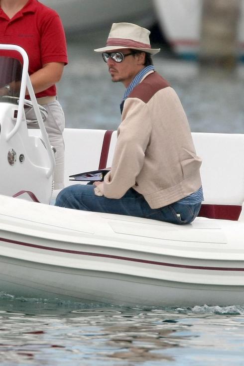 The Amazing Mr. Depp!!